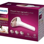 epilateur philips BRI956 package