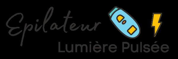 epilateur lumiere pulsée logo